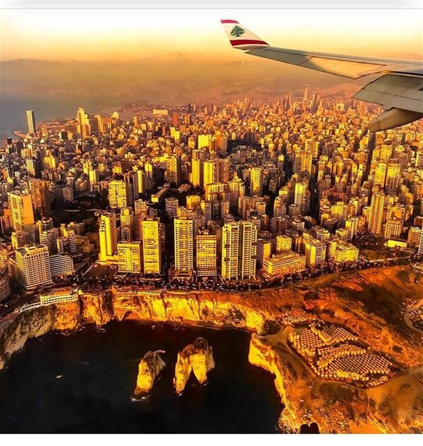 SUNDAY 12TH AUGUST 2018Landing soon—> ✈️ « Welcome to Rafic El Hariri... (Beirut, Lebanon)